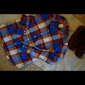 J.Crew Fall Flannel 🍂